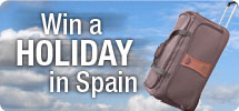 Win a holiday with Heritage Resorts
