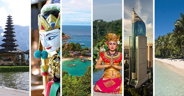 indonesian resorts